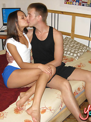Sex with sinful teen