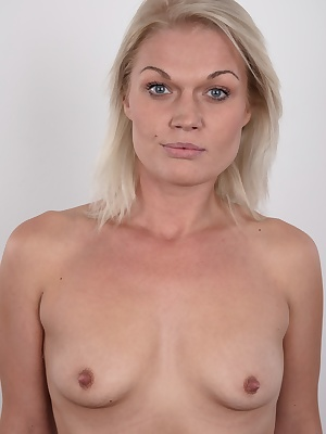 Wicked! Simona, the newest amateur from the white couch, will get you down on your knees. Blonde MILF doesn't say much about her family, but she just wouldn't stop talking about fucking. Hot Simona immediately told us she's got some fucks t