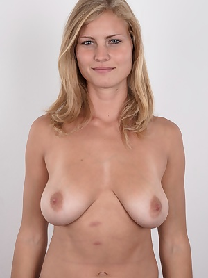 So wonderful she will make your breath stop and your cock hard. That's the newest Czech amateur. And let me tell you, my friends, she is a fantastic catch. So hot she could be a nominee for Casting girl of the year and her name is Adriana. Blonde wit