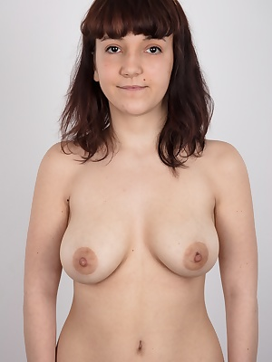 When Dominika came to us, she was a nice, well-behaved girl. When she was leaving, she was fingered, fucked and her tits smelled like cum. Here comes another great casting. This amateur project is the best in the world!!! Beautiful Czech amateurs dream ab