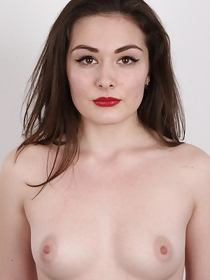 Fucking a stranger is the best gift for the 18th birthday. Eva just became an adult and our cameraman was the gift she wanted for herself. Self.confident architecture student really enjoyed this. At first she let him finger her 18 years old pussy and then