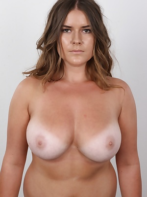 Man, this is fine piece of ass! Young, curvy and busty as hell! Guys, 19 years old student Viktorka has tits like airbags. She is no selfish bitch either, she is willing to share her tits and get fucked on camera. Listen to what she has to say and then...
