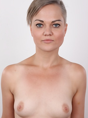 Have fun with a new girl from the street. An authentic Czech amateur Monika, that is the brand new star of Czechcasting. Short haired girl from Brno came here to find luck. She confessed all her sins and man, she can be lucky we are no priests here, other