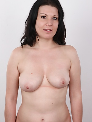 This is brutal! This Czech amateur will mess with your head. You should remember her name. It's Stanislava and has already ridden 640 cocks!!! During the confession she also said she often stick fruit and vegetables up her pussy and then uses it for