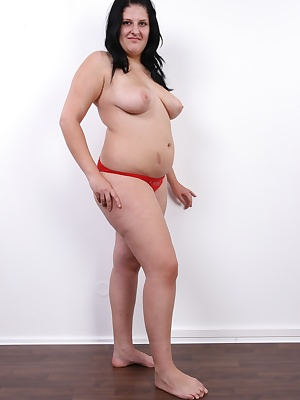 This young plump girl has a problem. Her main concern in life (she's only 18) is the never ending search for a hard, thorough fuck. Czech casting presents Nikola: Her main hobbies include dick sucking, swallowing anything produced by said sucking and