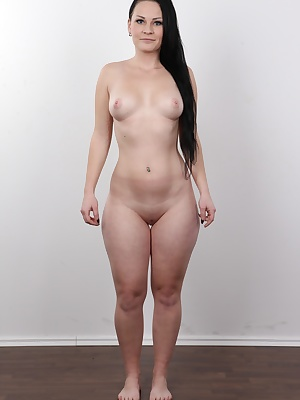 Get ready for a fresh pussy! Joana seems to be as spicy as a jalapeno pepper. This is a mistake! This black haired bed goddess loves to be smothered with gentle cuddling and she longs to have a loving family. This is her lifetime premiere in front of the
