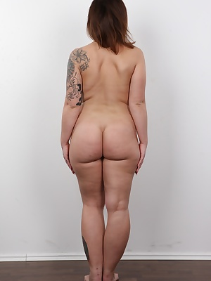 Do you fancy girls who can boast with huge asses? This is your moment! Jana's ass is unforgettable. She's not a fattie, it's just her bottom that is augmented amazingly. She loves a big chunk of meat diving deep down her butthole. Jana&#039