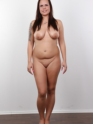 Martina is a cheeky girl. She adores money and wants to boost her career. Guys are her prey and she enjoys teasing them. She discovered her passion of eating pussies recently. Chubby chicks are the best, she says. Martina loves fatties and teasing guys. C