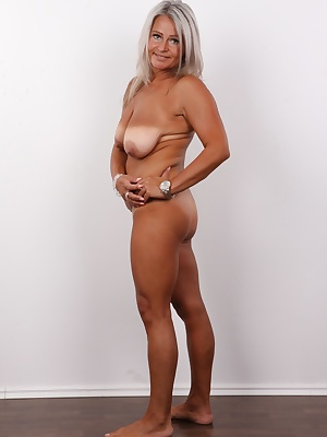 Get your cock ready! You'll get a massive erection in 3, 2, 1... This perfectly ripened MILF has her ways with cocks. She will show off her pussy meat. Such a delicacy! Check out her blowjob performance! This lady is like a vacuum cleaner. And the be