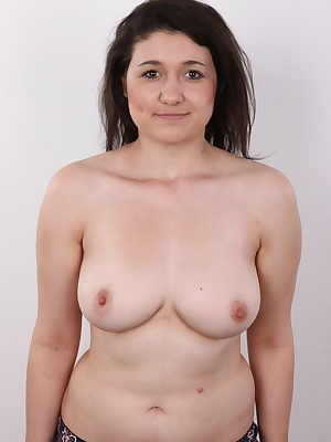 We have a Czech girl right from the street. Marcela is a whore. She is selling her pussy to horny dudes. She came to our studio to become a famous porn star. What do you have to offer, little whore? Unlimited access to the butthole, obeying, slurping cum