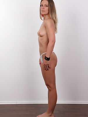 Lucie excels in the art of sucking off! She's the most proficient amateur who has ever sat on the white sofa! She is a dream of every guy. A blowjob goddess. Another great asset? Her never-ending legs. Her body is perfect and her pussy is always long