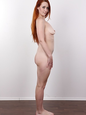 I love this video! Our agency was honoured by a visit from Izabela, a lovely red-head. This stunner earns her living by giving massages. Her menu includes even happy end massages! You can visit her in her studio. Izabela confessed she loves giving head! H