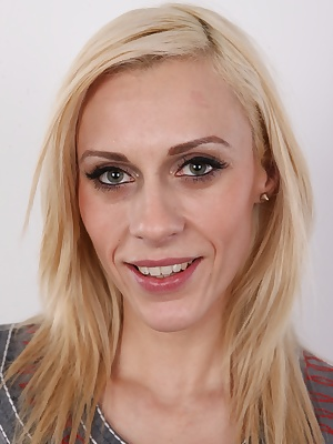 Dudes, have fun with this exquisite blonde. Helena is a top-class whore who can do some real magic with your cock! There must be mighty dark sexual magic in her. This breath-taking mommy has started to film adult movies recently and we bet she'll tou