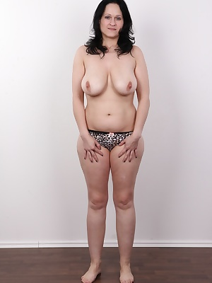 Dana, a busty MILF, is the latest star of the most popular amateur project in the world. A lovely mommy with enormous tits! This is her world premiere and she was accordingly shy! She confessed her big secret. Her life is being ruined by a terrible curse