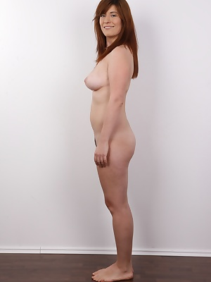 Martina came to pose for artistic photos. With a touch of seductiveness, but completely chaste. She is a good girl, you know. How can you explain me how the fuck she ended up with a cock between her legs? How comes the chap stuffed her beaver until the ba