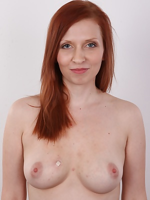 Tereza came to Prague to change her life forever. She met a guy on the street who fooled her into thinking she can become a rich and famous model. The lovely red-head started to go to casting agencies offering her beauty. She is utterly naive and she woul