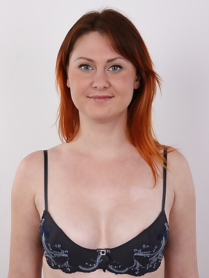 The star of the latest episode of the most famous casting ever is extremely interesting. An attractive red-head. There are never enough members of this rare species. A luscious body and firm tits. She chooses carefully who to fuck  and our cameraman passe