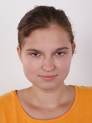 I won't sweet talk to you, Pavlina. You're not going to be a model. But no worries. We can find another use for your fresh pussy. How about erotic footage? Are you in? Making her get the work done was not a piece of cake. She's one of the m
