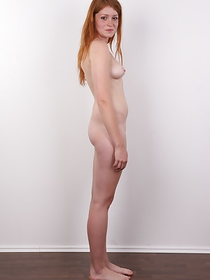 Daniela, a natural ginger-head is knees deep in shit. She is in love with her partner. She wants him to screw her hard. But the guy is too soft for it. Daniela has to put up with romantic whispering in her hair and bitter-sweet moaning. However, her dream