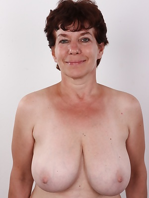 You must love Czech grannies! Check out Zuzana, 55, in the role of her life. Show on the white sofa. A sexy grandma is flashing her tits! Jugs de luxe! She's got talent. You'll see her stuffing a huge dildo inside! Her hairy cunt will gulp it do