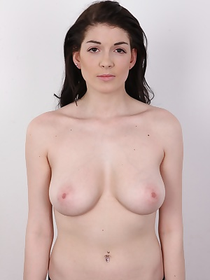 The most favourite casting in the world brings you an awesome Czech amateur. A brand new chick for your delight. She belongs to the elite of Czech amateur cunts. Katerina is sexy. Totally sexy. She's a proud owner of amazing tits and a heavenly ass.