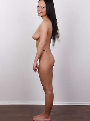 The time for exciting show is coming. The upcoming episode of the largest amateur project brings you fresh meat, a beautiful Czech amateur. Nikola is an interesting 20-years-old dark-haired chick. Dudes, this is the best choice for your cock if you like s