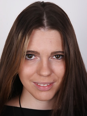 Here's the white couch. Sit down and get ready for great sexual experience. Today's CZECH CASTING has an unexpected ending! Of course, it's happy-cum, but really in the last possible moment. You will meet more than likable girl from Velvary, Michaela. She