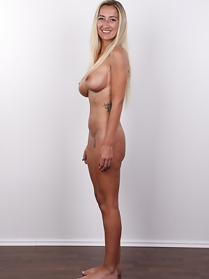 That's wicked! Blonde MILF Daria will make you go crazy. Guaranteed! She's femme fatale. She loves risk and looks for adrenaline rushes. All the men around her want to shag her. She stays free. She keeps her distance. She's picky. Bitch! She seems hard an