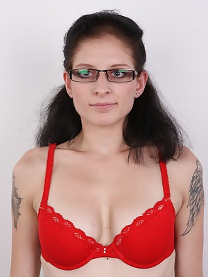 Well, guys, this girl is slightly different than the others. Or at least her history is, because Marie went through hell several years ago. She was forced to prostitute herself, then she was working in an erotic club and filmed a few scenes in Germany. Pr