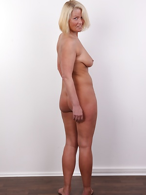 And now for something completely different... Today we are glad to present you Miss Milena, a 42 years old lady from Prague. Milena is charming, always smiling and extremely busty blonde. You will love her. She decided to start with this business a bit la