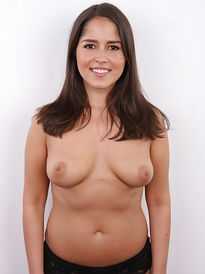 Andrea is bored of her work as an accountant and she decided to choose another path in her life. She wants to travel and earn a lot. Career of porn actress was a right choice for her. Wait to see her wonderful face, charming smile, to hear the gentle tink